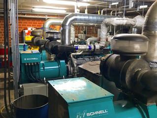BHKW Abgaswärmetauscher (AWT) - wichtige Grundfunktionen für optimalen Betrieb