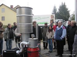 Anmeldung BHKW Schulung in Bayern