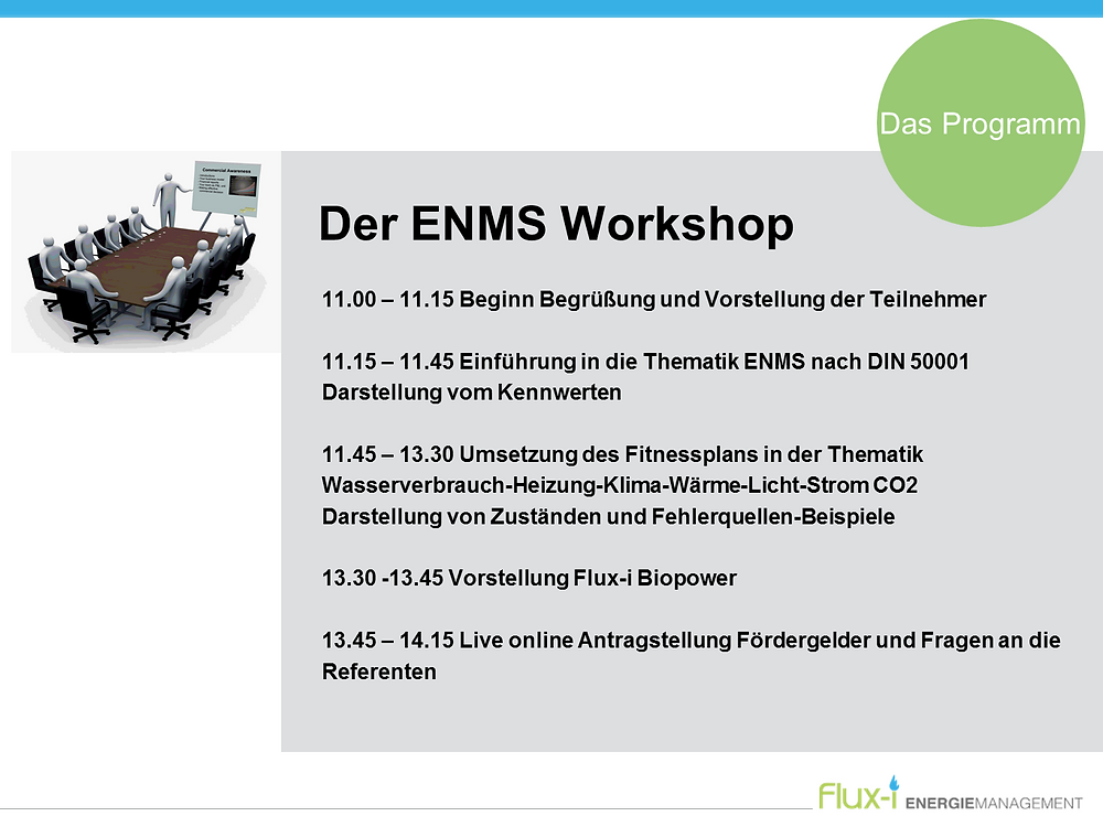 Der ENMS Workshop
