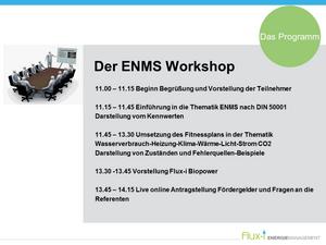 Der ENMS Workshop