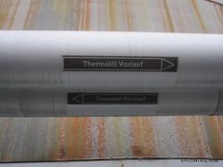 Wärmemengenmessung Thermalöl