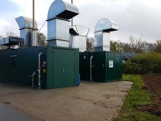 Besitzer von Biogasanlagen nutzen das Energieaudit, um die Stromsteuerrückerstattung für 2016 und 20