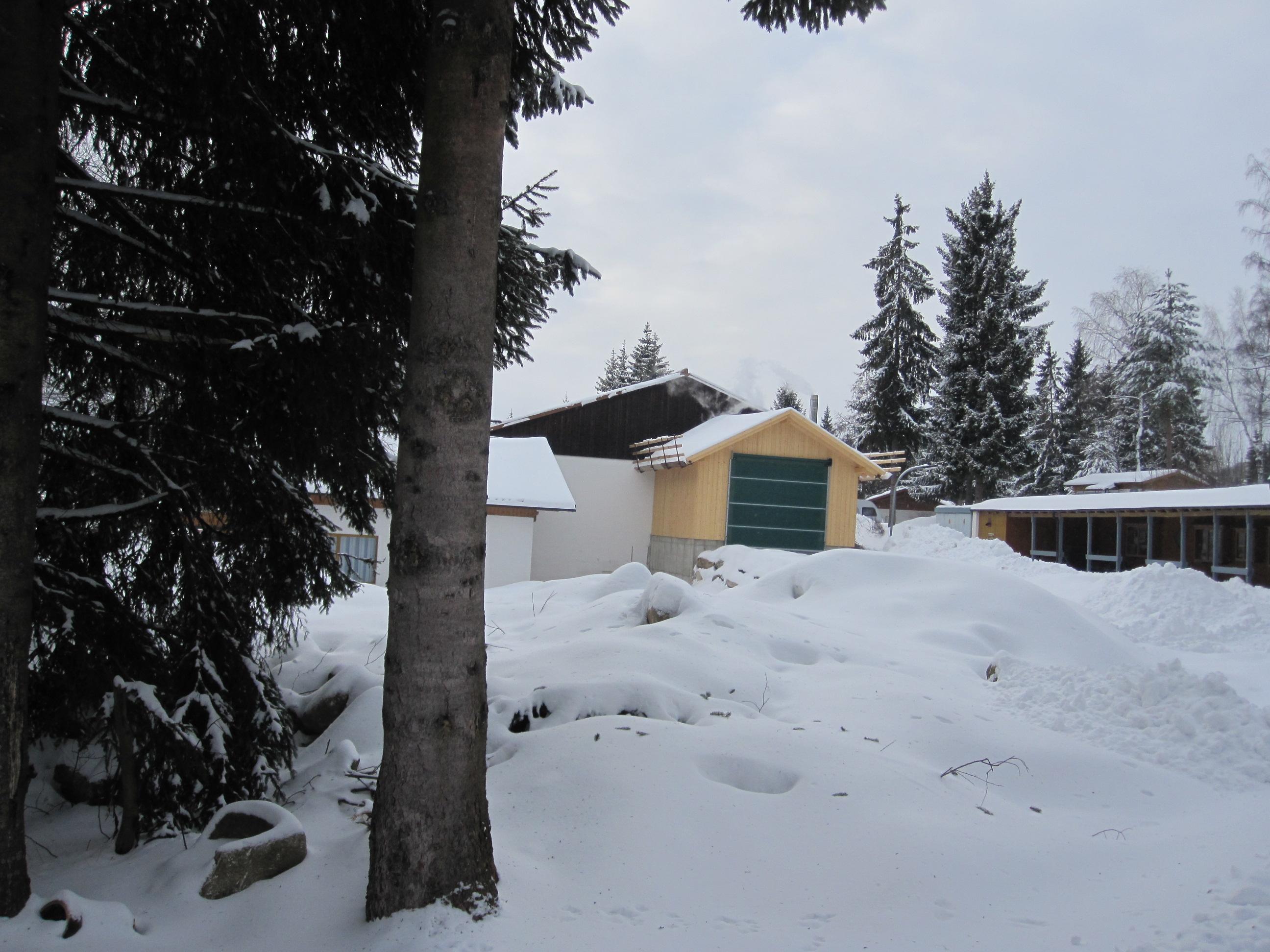 Holz BHKW in Bayern