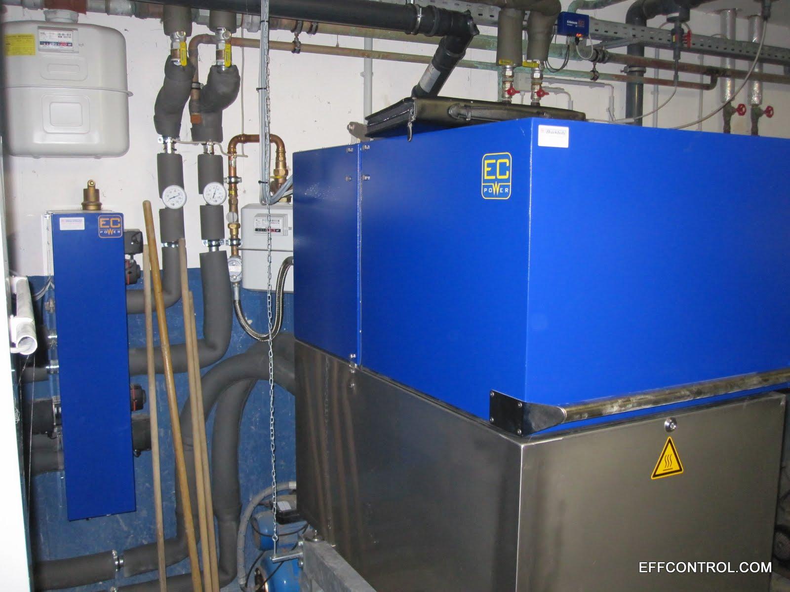 EC Power Strom und Wärme Nahwärme