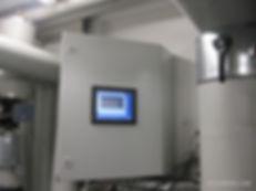 Monitor Wärmenengenzähler Schaltschrank