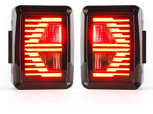 LED Tail Lights W1 (Smoked and Clear)