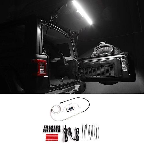 Tailgate LED light