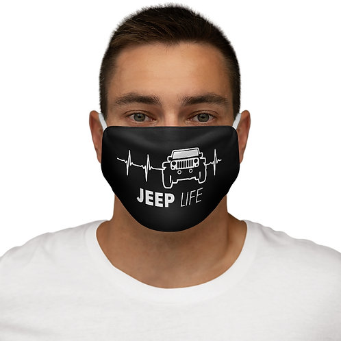 Jeep Life Face Mask