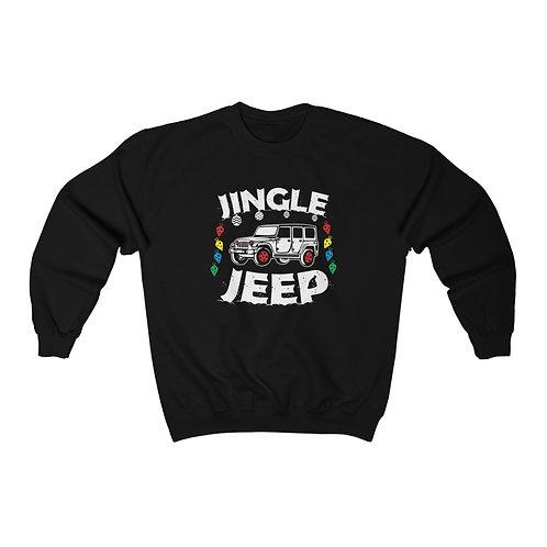 Jingle Jeep Sweatshirt
