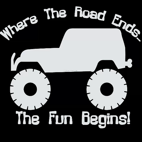 Jeep Decal!