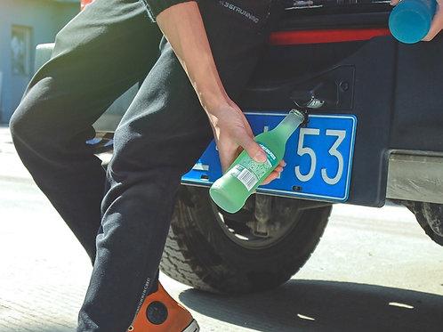 License Plate Botte Opener