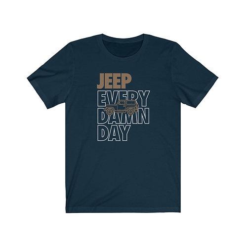Jeep Every Damn Day Tee