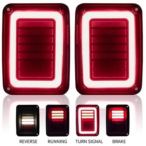 Led Tail Lights Defenders