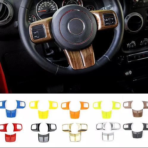 Steering Wheel Trim