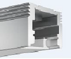BOLD LED Strip Light Profiles Surface Mounted