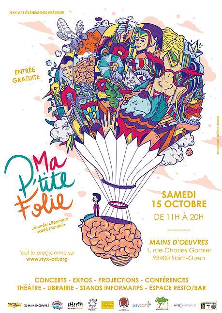 Ma P'tite Folie 2016