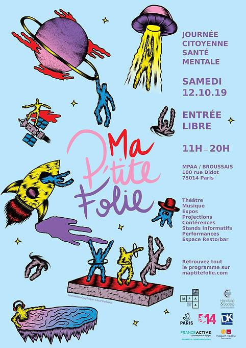 Ma P'tite Folie 2019