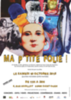 Ma P'tite Folie 2015
