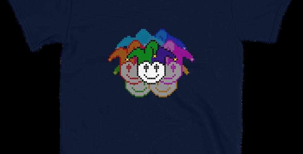 MisterJoker Colors Short-Sleeve Unisex T-Shirt