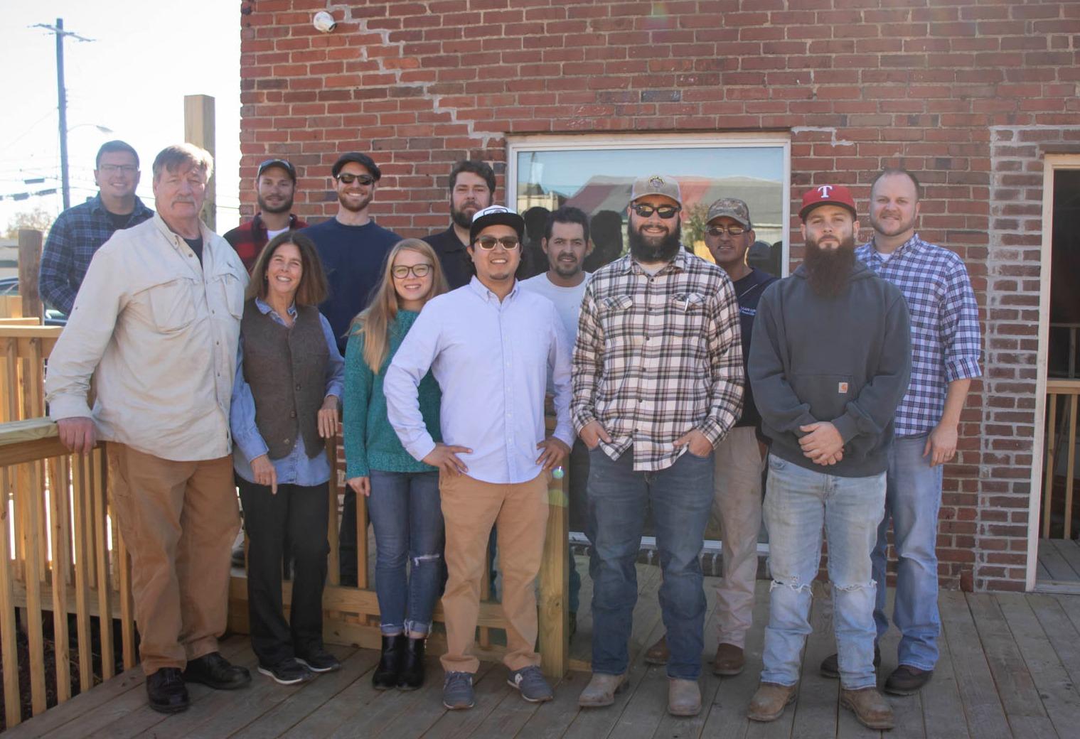 Wildcat Willy's Distillery Team