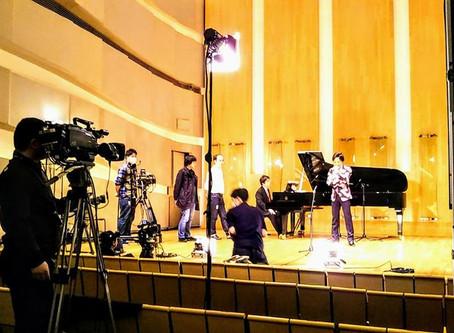 4/14BSジャパン「おんがく交差点」に出演します。