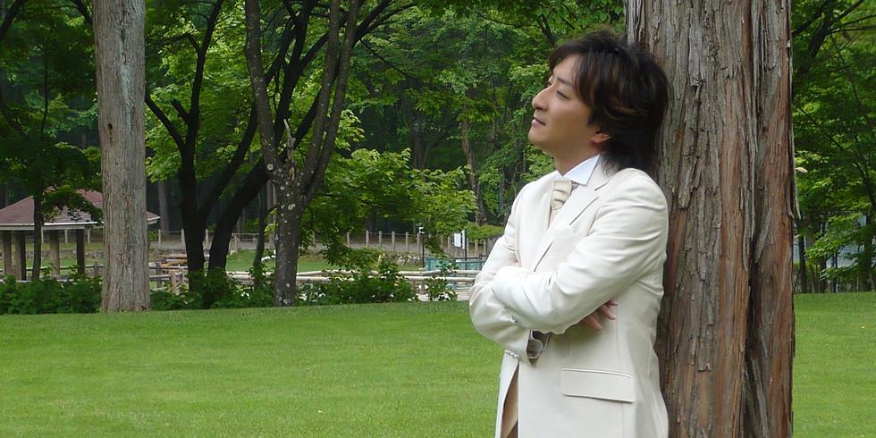 7月20日 樋口達哉 サマークラシック この歌を!あの歌を!和洋オールスターソング名曲の祭典(東京文化会館小ホール)