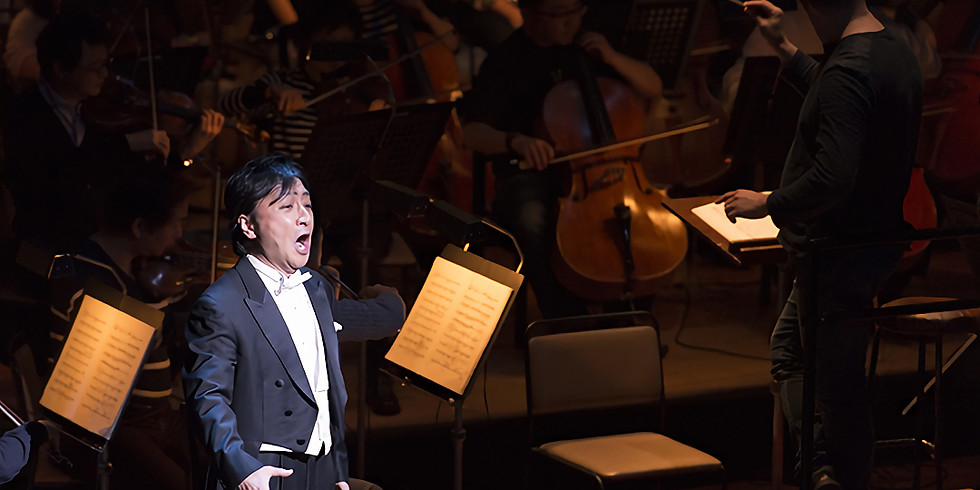 【完売】日伊 歌の翼会 20周年記念チャリティコンサート 「輝く軌跡 いま最高の響きをあなたに」