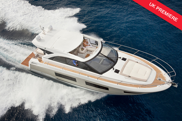 New Jeanneau Leader 46