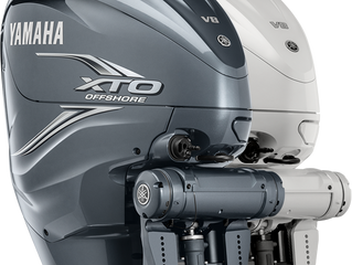 Yamaha launch the F425 outboard engine