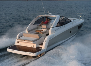 BHG Marine orders a Jeanneau Leader 36 Demonstrator