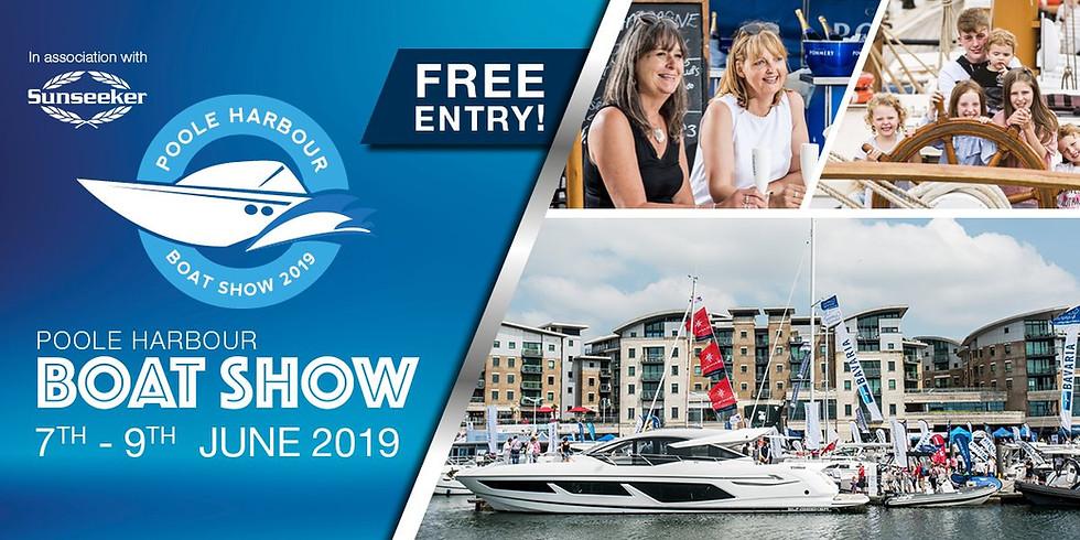 BHG Marine at Poole Boat Show 2019