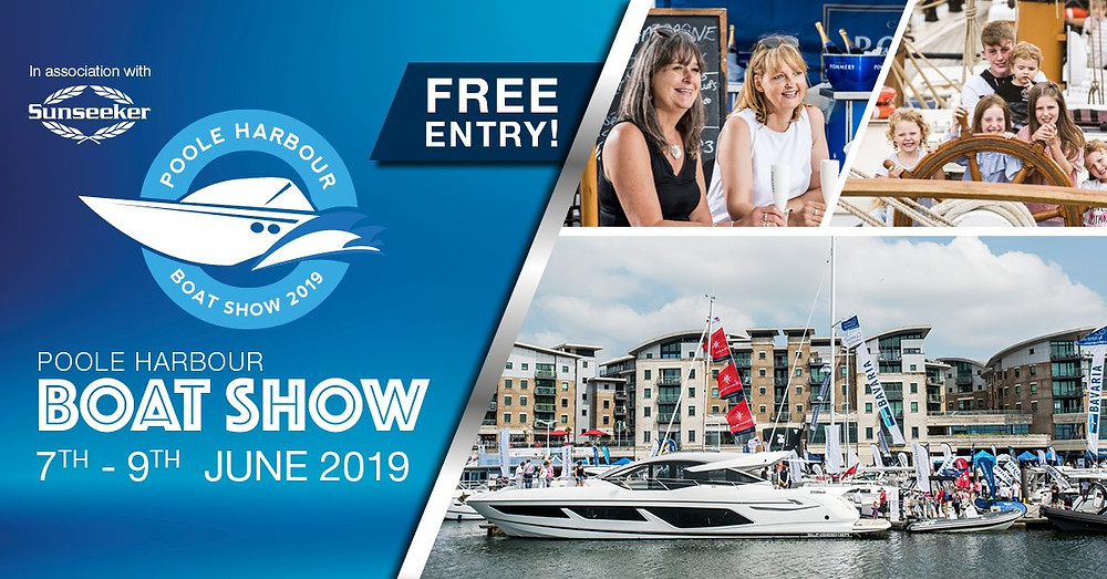 Poole Harbour Boat Show 2019