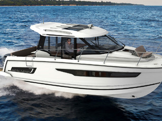 New Jeanneau Merry Fisher 895 Launched