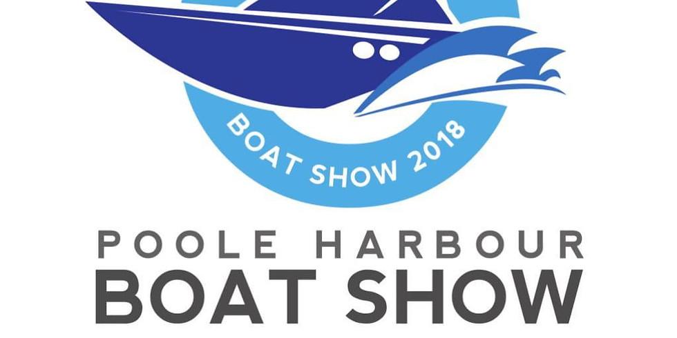 BHG Marine at Poole Boat Show 2018