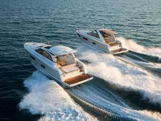 BHG Marine New Jeanneau Website
