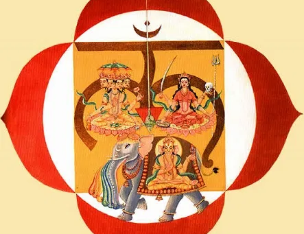 Primo Chakra - Muladhara