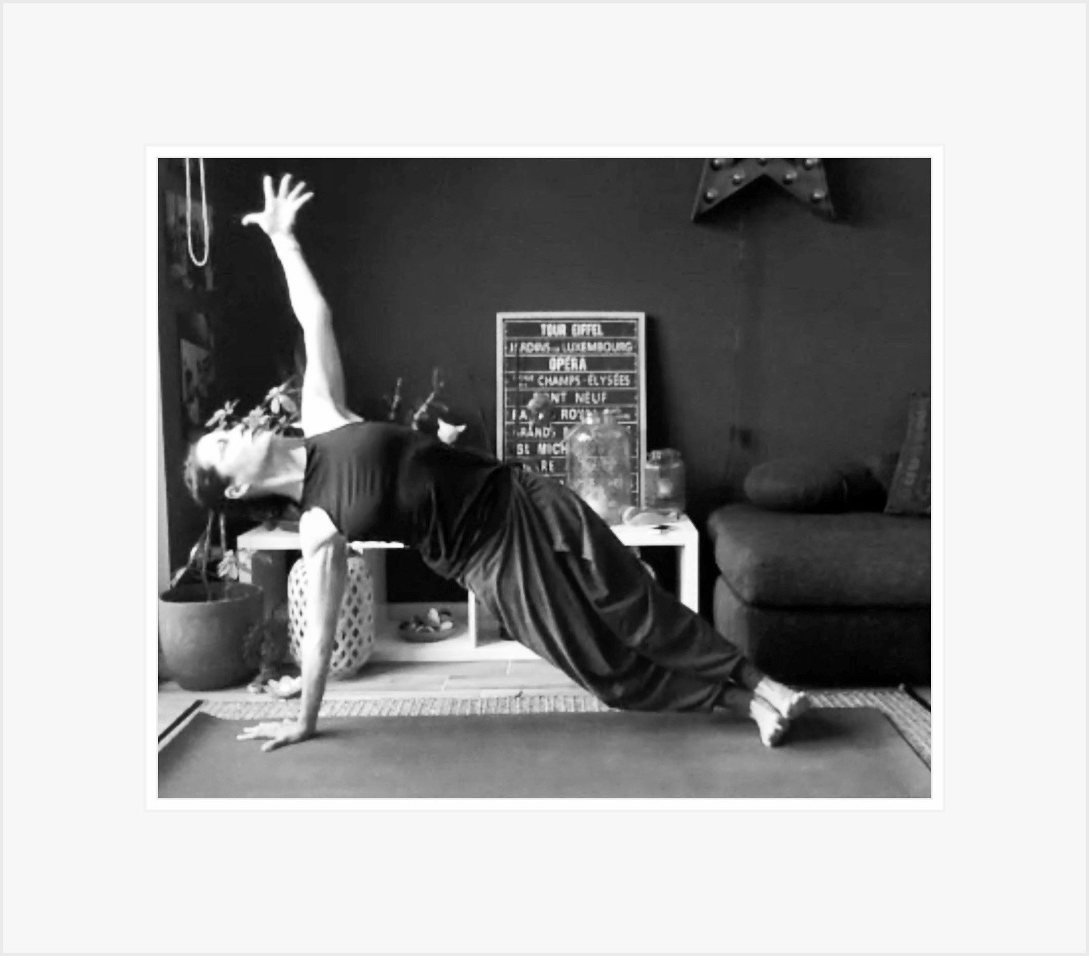 Hatha Yoga intermedio in Studio