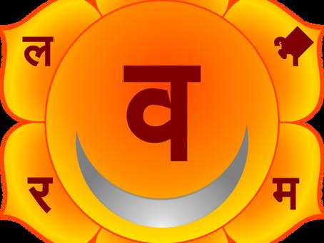Secondo chakra -Svadhisthana
