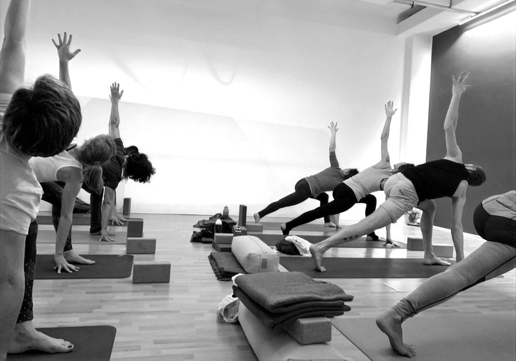 Hatha Yoga open level in Studio