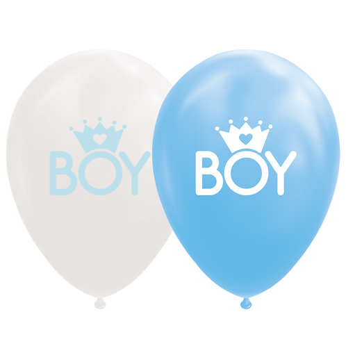 8 x Ballonnen BOY