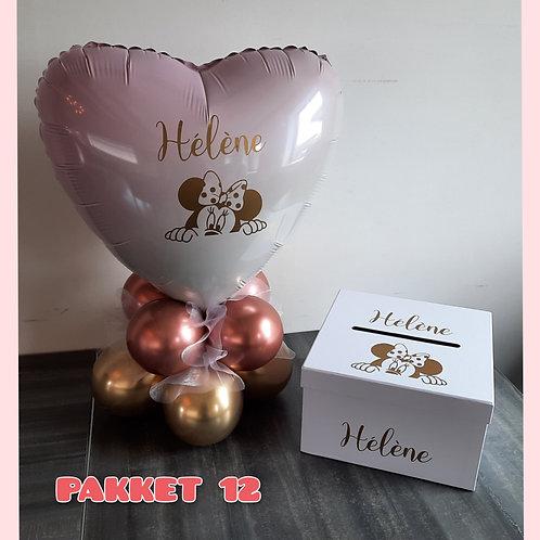 Ballonpakket 12