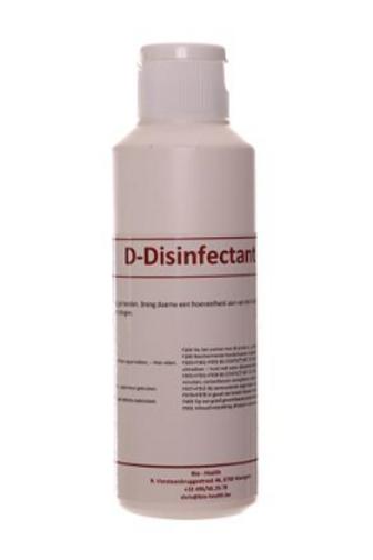 DESINFECTERENDE HAND ALCOHOL (70% ALC) 0,25 L