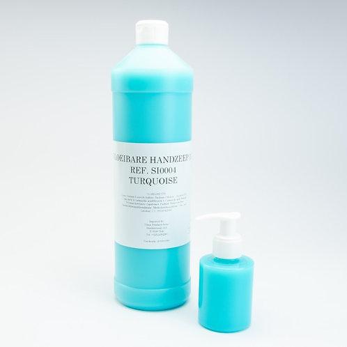 Vloeibare Handzeep 1L - Turquoise