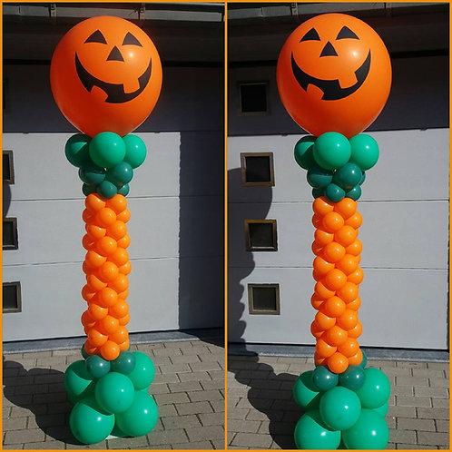 Halloween buitenpilaar (incl. waarborg 50,00 €)