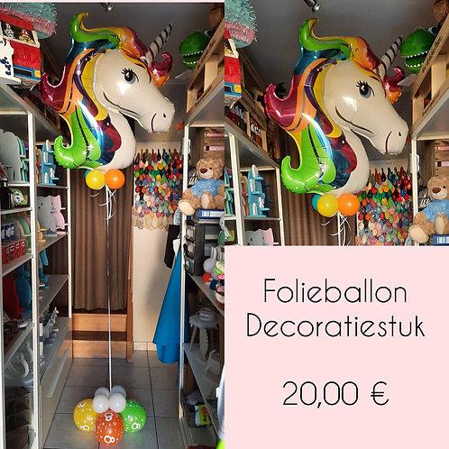 Folie decoratiestuk: Geboorte/Verjaardag/Huwelijk