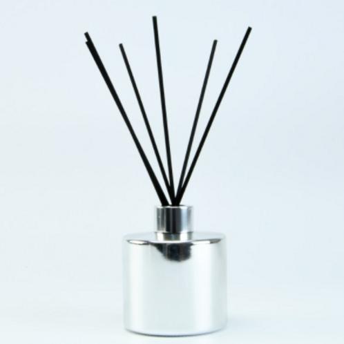 Parfumfles 200 ml Zilver