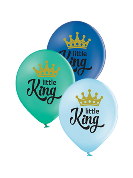 6 x Little King