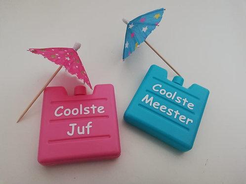 Koelelement COOLSTE Juf/Meester