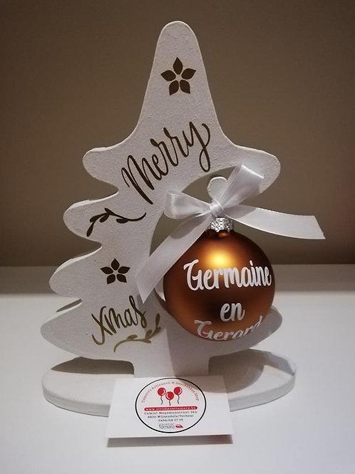 Kerstboom.