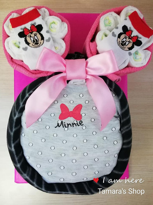 Mickey/Minnie VORM Pampertaart 35,00 €